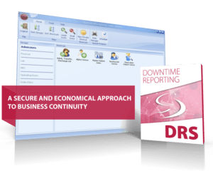 Downtime Reporting System interoperability healthcare engine