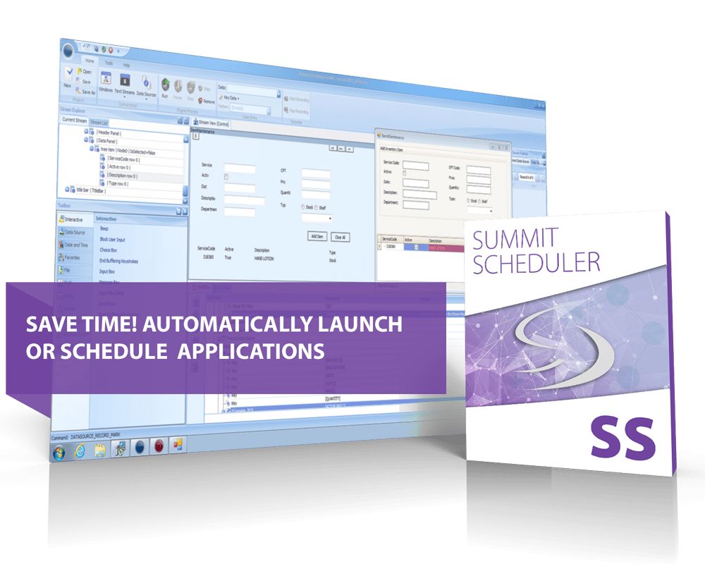 summit scheduler integration healthcare engine