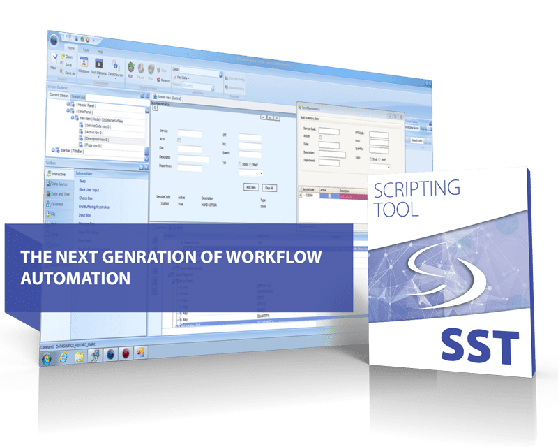 Scripting Tool interoperability healthcare engine